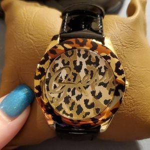 NWT and bag Guess watch